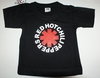 CAMISETA RED HOT CHILI PEPPERS BLACK