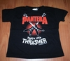 T-SHIRT PANTERA DADDY'S LITTLE THRASHER