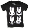 CAMISETA ROCK BUNNIES