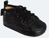 BLACK SNAKE SKIN SHOES