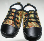 YELLOW SNAKE SKIN SHOES