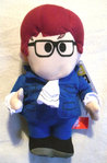 AUSTIN POWERS WEENICONS PLUSH