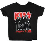 CAMISETA KISS DRESS TO KILL