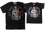 T-SHIRTS DAD-KID PISTON SKULL PACK