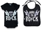 PACK BODY Y BABERO BORN TO ROCK