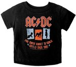 CAMISETA AC/DC ABOUT TO WALK