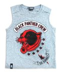 CAMISETA TIRANTES BLACK PANTHER