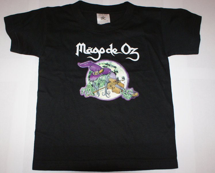Mago De Oz Shirt Rockillos