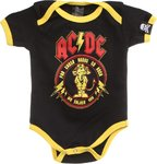 WE SALUTE YOU AC/DC ONESIE