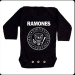BODY MANGA LARGA RAMONES