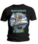 CAMISETA IRON FLIGHT 666