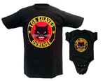 PACK CAMISETA-BODY PAPA-ROCKILL@ LOS SUAVES