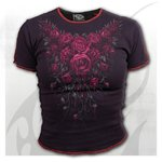 CAMISETA BLOOD ROSES