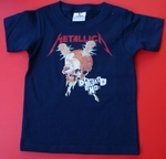 CAMISETA METALLICA DAMAGE INC.
