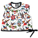 CAMISETA BABY TATTOO SHOPPE