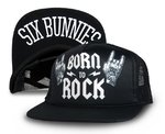 GORRA BORN TO ROCK