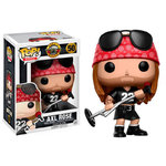 FIGURA FUNKO POP ROCKS AXL ROSE