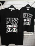 PACK CAMISETAS KISS CARAS