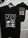 PACK CAMISETA-BODY KISS CARAS