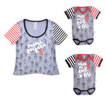PACK CAMISETA-BODY HIJO/A DEL ROCK