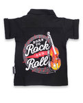 CAMISA BABY BORN TO ROCK