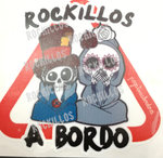 ROCKILLOS A BORDO