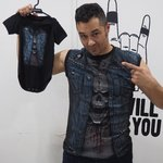 PACK CAMISETA-BODY TRASH METAL