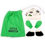CONJUNTO PRIMERA PUESTA LITTLE MONSTER