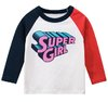 CAMISETA SUPER GIRL